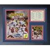Legends Never Die 2004 Boston Red Sox World Series Champions Framed Memorabilia