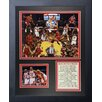 Legends Never Die Chicago Bulls All Time Greats Framed Memorabilia