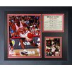 Legends Never Die Michael Jordan Home Framed Memorabilia