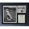 Legends Never Die Roger Maris 61st HR Framed Memorabilia