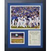 Legends Never Die 2014 Kansas City Royals ALCS Champions Celebration Framed Memorabilia