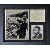 Legends Never Die Martin Luther King Framed Memorabilia