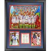 Legends Never Die 2015 USA Womens World Cup Champions Picture Frame