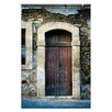 Artist Lane Doors of Italy - Mattina Ardono by Joe Vittorio Wrapped Photographic Print on Canvas