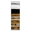 Artist Lane Translucent Nature Triptych 1 by Katherine Boland Painting Print on Wrapped Canvas