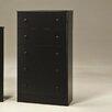 Brady Furniture Industries Ayden 5 Drawer Chest
