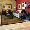Oriental Weavers Kalinda Abstract Red/Green Area Rug