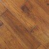 Johnson Hardwood Tuscan Random Width Engineered Hickory Hardwood Flooring in Toscana