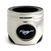 MotorHead Products Mustang Stainless Steel Piston Coozie