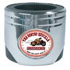 MotorHead Products Busted Knuckle Garage Motorcycle Stainless Steel Piston Coozie