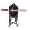 Kahuna Grills Charcoal Smoker and Grill