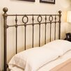 Benicia Foundry and Iron Works Marksburg Metal Headboard