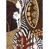 Portfolio Canvas Decor Safari 1 Painting Print on Wrapped Canvas