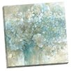 Portfolio Canvas Decor Hydrangeas by E. Franklin Painting Print on Wrapped Canvas
