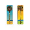 Portfolio Canvas Decor Palms Up I by Dupre 2 Piece Painting Print on Wrapped Canvas Set