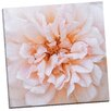Portfolio Canvas Decor Porcelain Rose by Rebecca Swanson Painting Print on Wrapped Canvas