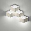 Vibia Fold Quadruple Wall Sconce