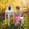 Fantasy Fields Princess & Frog Vanity Set with Mirror