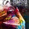 TAF DECOR Butterfly Girl Graphic Art