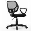 idée Mesh Task Chair with Armrest