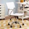 Zipcode Design Ergonomic White Office Chair