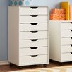 Zipcode Design Riley 7 Drawer Cabinet