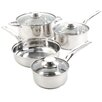 Gibson Sunbeam Ansonville 7 Piece Cookware Set