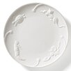 "Lynn Chase Designs Jaguar Blanc 11.25"" Dinner Plate (Set of 4)"