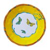 "Lynn Chase Designs Butterfly Bamboo 8.88"" Salad Plate (Set of 4)"