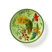 "Lynn Chase Designs Parrotdise 8.25"" Salad Plate (Set of 4)"