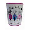 Homewear Linens Hair Salon Waste Basket