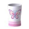 Homewear Linens Butterfly Dots Tumbler