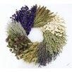 Dried Flowers and Wreaths LLC Pleasant Meadow Wreath