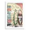 Gallery Direct NEO Beach and Nautical Time Off X Framed Graphic Art