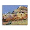 Gallery Direct Beach and Nautical Ghost Ranch Morning by Maxine Price Painting Print on Canvas