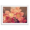 Gallery Direct New Era Pink Blossoms Framed Photographic Print