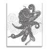 Gallery Direct Boho Octopus Bloom by Valentina Harper Graphic Art on Wrapped Canvas