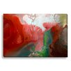 Gallery Direct Abstract Energize by Lisa Fabian Painting Print on Wrapped Canvas