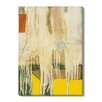 Gallery Direct 'Confession III' by T. Graham Painting Print on Wrapped Canvas