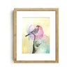 Mai Autumn Rest by Christine Lindstrom Framed Painting Print