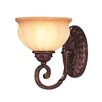 Lite Source 1 Light Maxine Wall Sconce