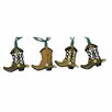 River's Edge Products Cowboy Boots 10 Light Party Light