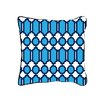 ModShop Hollywood Lattice Cotton Throw Pillow