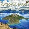 TFPublishing 2016 National Parks Mini Calendar