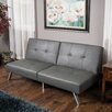 Home Loft Concepts Vicenza 2 Seat Sleeper Sofa