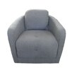 Home Loft Concepts Concordia Swivel Club Chair