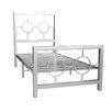 Hazelwood Home Metal Bed
