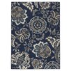 Andover Mills Fisher Blue Area Rug