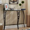 Andover Mills Console Table & Mirror Set