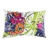 Koko Company Cactus Cotton Lumbar Pillow